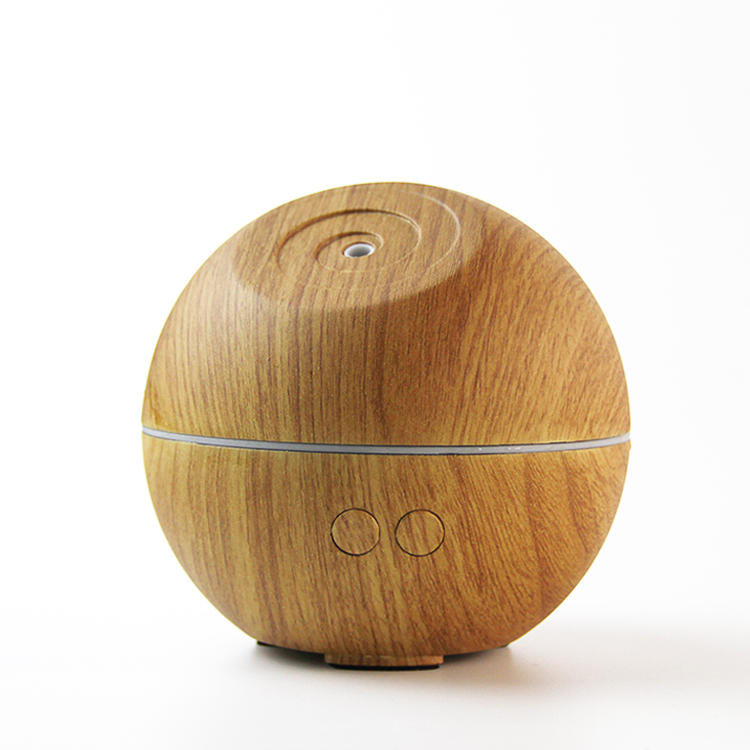 60ml Wooden Ultrasoniese Aroma Diffuser