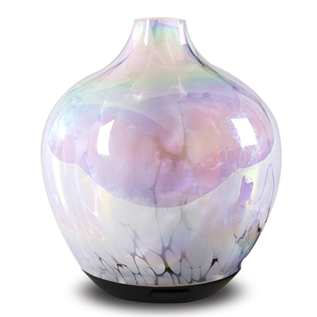 Art Glass ultrasonic aromatherapy diffuser