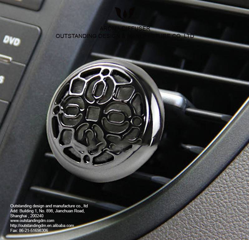 Car Air karahā Aromatherapy Essential Oil diffuser