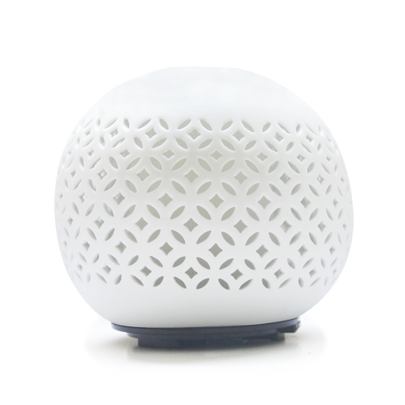 Ceramic Ultrasonic Aromatherapy Oil Diffuser