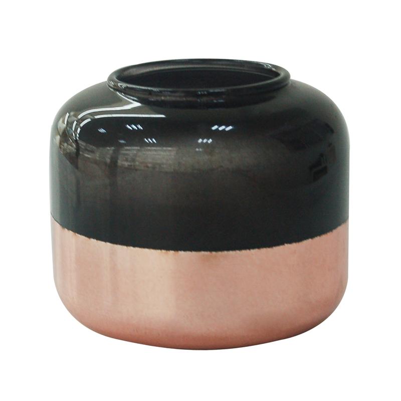 Навагоднія шкляныя араматычныя свечкі