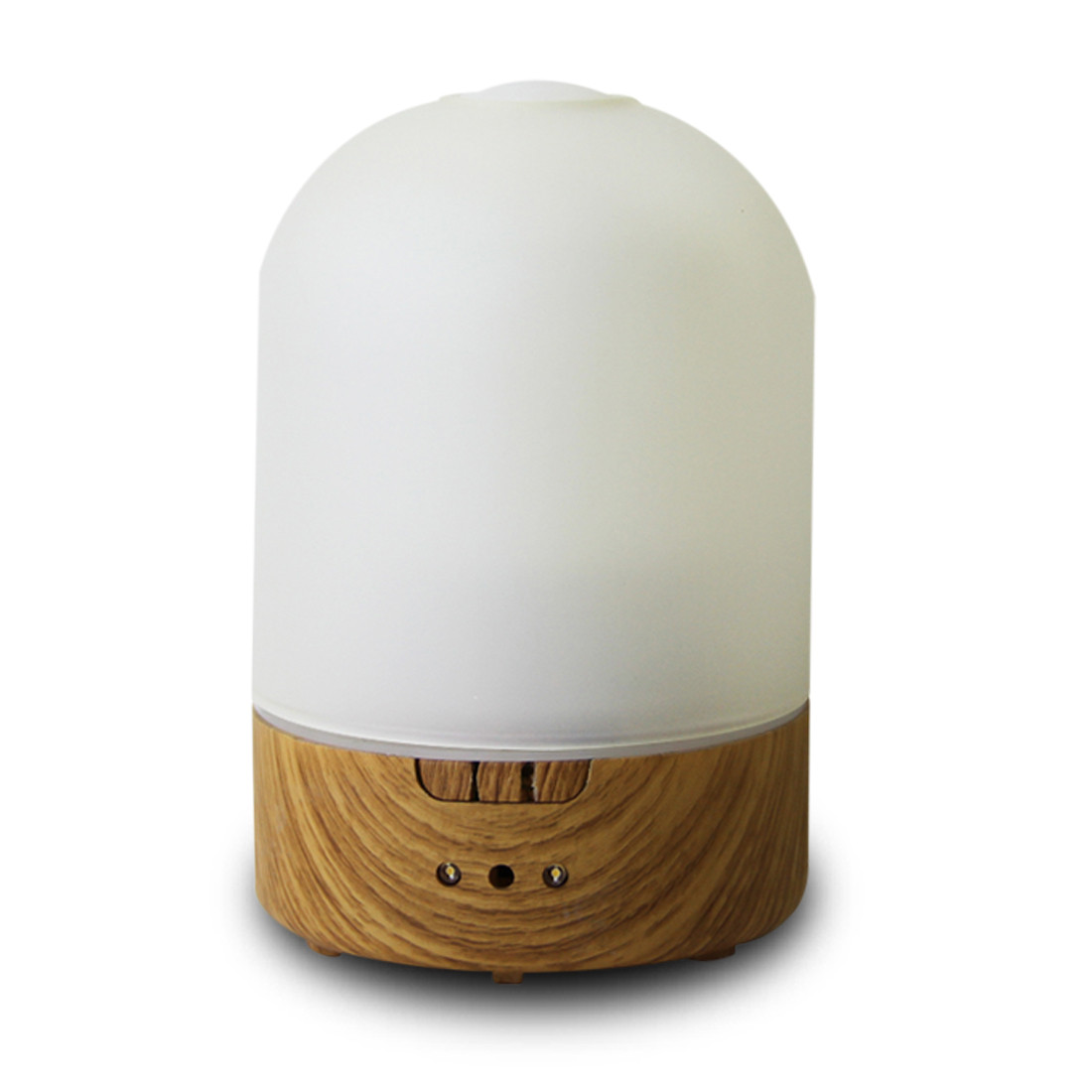 Difusor de aroma de vidrio clásico con 7 color led