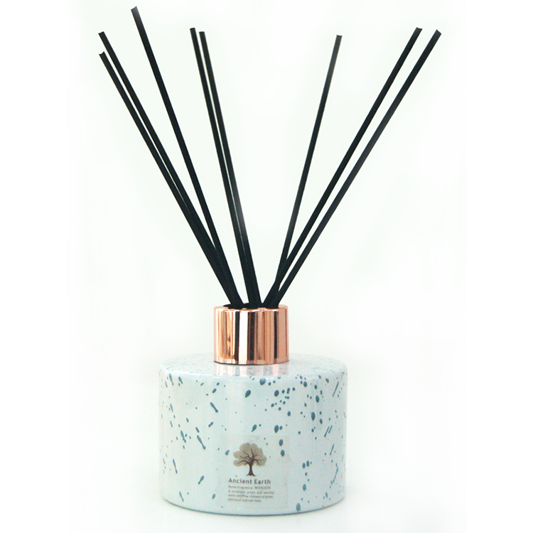 Huatau White Glass Reed diffuser