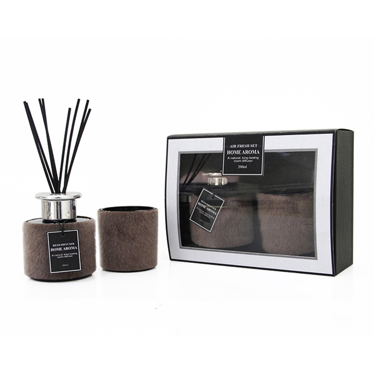 Extravagant scented reed diffuser aroma tswm ciab diffuser set
