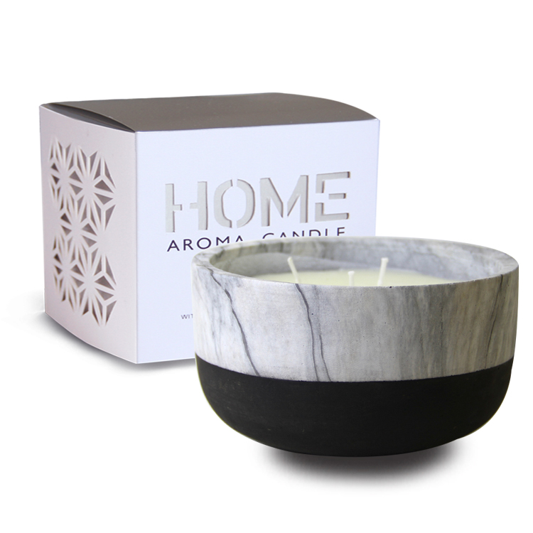 Home Decoration Cement Scented Kears