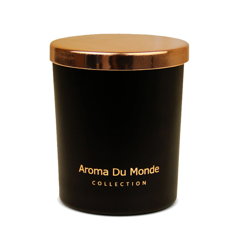 Luxurious Silver Scented Candle