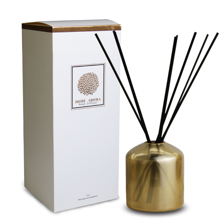 Lüks Glass Reed Diffuser