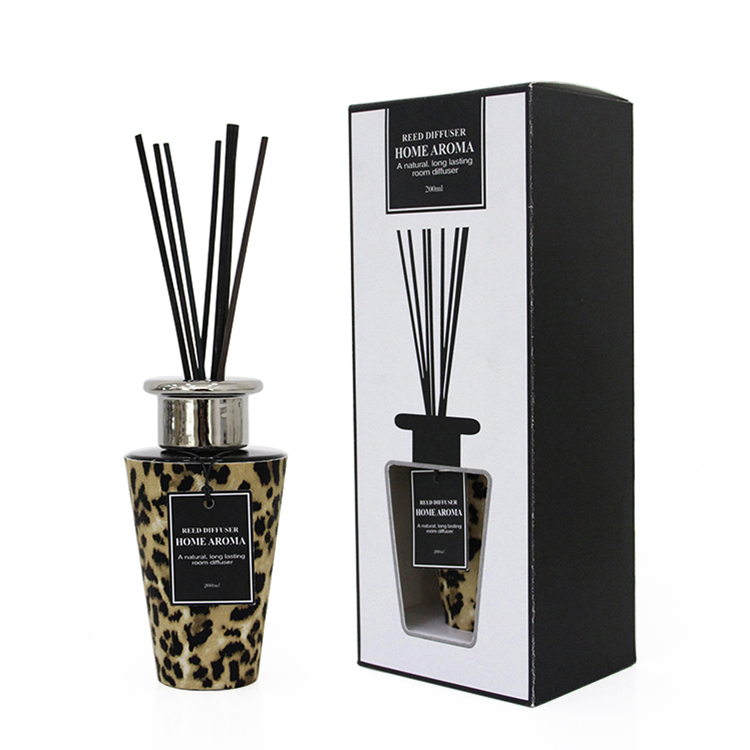 luxury aroma reed diffuser for gift set
