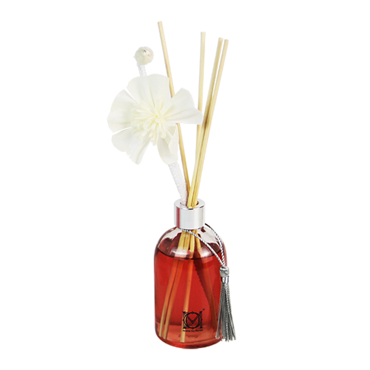 Natural sola Putiputirā Glass Aroma Oil diffuser
