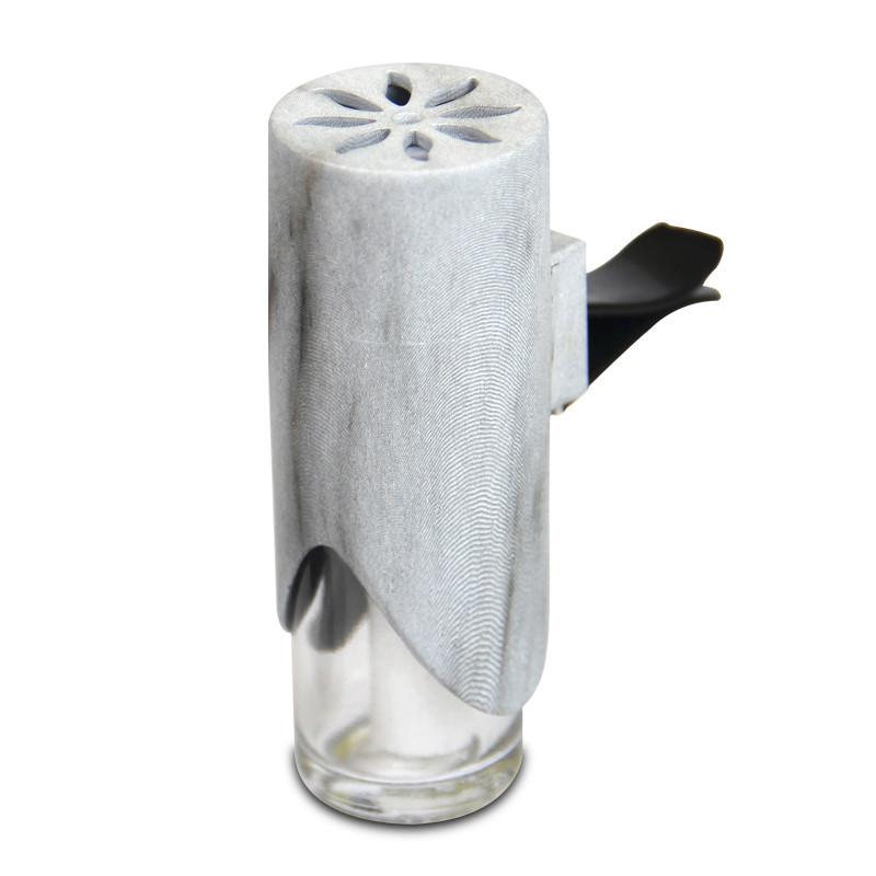 difusor de coche de plástico con clip