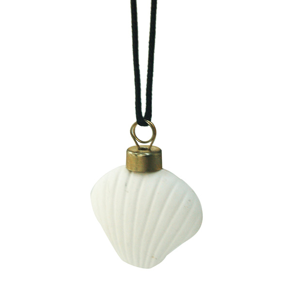 Sea Shell Pandant Essential Ola Car Diffuser