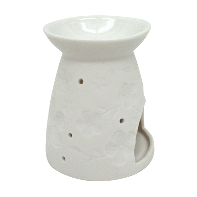 tealight kers warmer met Matt Balck