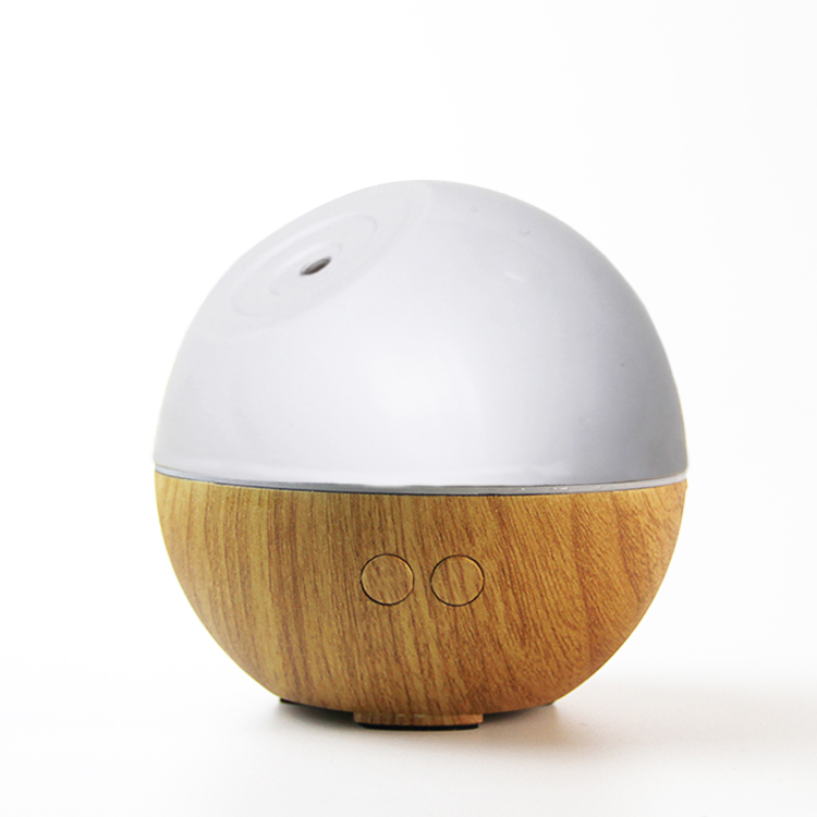 Usb wooden aroma essential oil diffuser