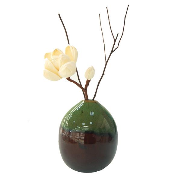 Ураджай Керамічная ваза Sola рассейвальнікаў