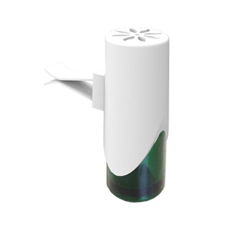Beli automobil difuzor sa 10 ml difuzor eterično ulje