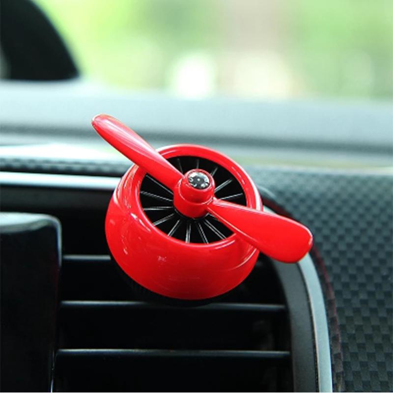 car air freshener vent clip diffuser